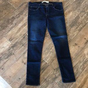 Women's size 12/31 Abercrombie skinny jeans